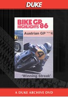 Bike GP 1986 - Austria Duke Archive DVD