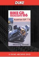 Bike GP 1986 - Austria Duke Archive DVD