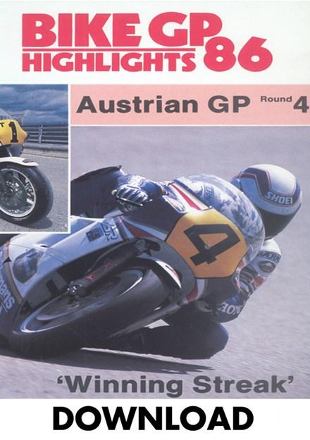 Bike GP 1986 - Austria Download