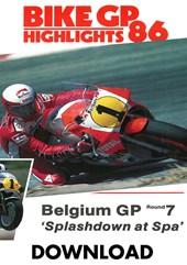 Bike GP 1986 - Belgium Download