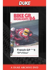 Bike GP 1986 - France Duke Archive DVD