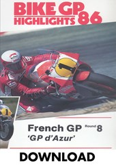 Bike GP 1986 - France Download