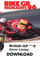 Bike GP 1986 - Britain Download
