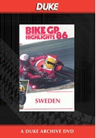 Bike GP 1986 - Sweden Duke Archive DVD