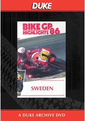 Bike GP 1986 - Sweden Duke Archive DVD
