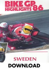 Bike GP 1986 - Sweden Download