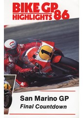 Bike GP 1986 - San Marino Duke Archive DVD