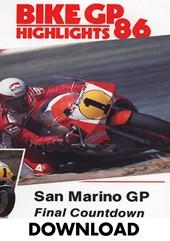 Bike GP 1986 - San Marino Download