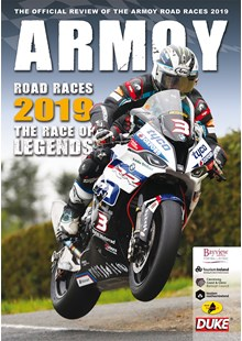 Armoy Road Races 2019 DVD