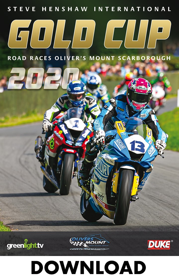 Scarborough Gold Cup Road Races 2020 - Download