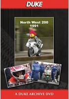 North West 200 1991 Duke Archive DVD
