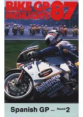Bike GP 1987 - Spain Duke Archive DVD