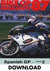 Bike GP 1987 Spain Download