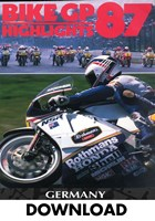 Bike GP 1987 - Germany Duke Archive Download