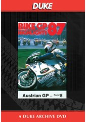 Bike GP 1987 - Austria Duke Archive DVD