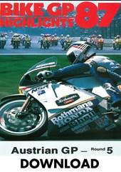 Bike GP 1987 Austria Download
