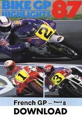 Bike GP 1987 France Download