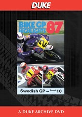 Bike GP 1987 - Sweden Duke Archive DVD