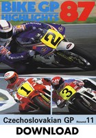 Bike GP 1987 Czechoslovakia Download