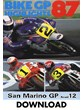 Bike GP 1987 - San Marino Duke Archive Download