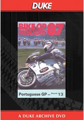 Bike GP 1987 - Portugal Duke Archive DVD