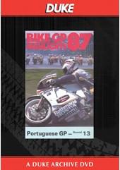 Bike GP 1987 - Portugal Duke Archive DVD