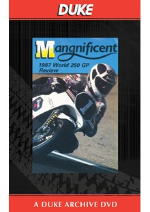 Bike GP 250 Review 1987 Duke Archive DVD