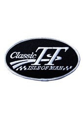 Classic TT Patch Oval