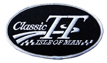 Classic TT Patch Oval - click to enlarge