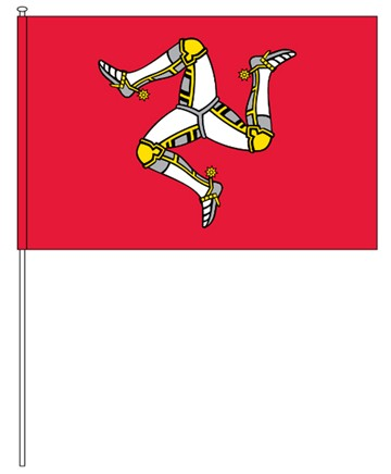 Manx Flag - click to enlarge