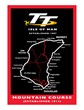 TT 2013 Sticker Rectangular