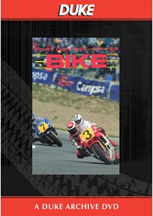 Bike GP 1988 - Portugal Duke Archive DVD