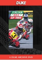 Bike GP 1988 - Italy Duke Archive DVD