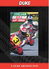 Bike GP 1988 - Italy Duke Archive DVD