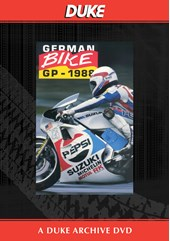 Bike GP 1988 - Germany Duke Archive DVD