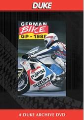 Bike GP 1988 - Germany Duke Archive DVD