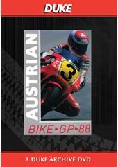 Bike GP 1988 - Austria Duke Archive DVD