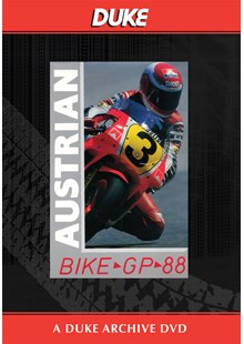 Bike GP 1988 - Austria Duke Archive DVD