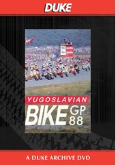 Bike GP 1988 - Yugoslavia Duke Archive DVD