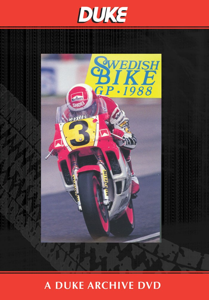Bike GP 1988 - Sweden Duke Archive DVD