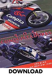 BIKE GP 1988 Review 250