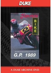 Bike GP 1989 - Japan Duke Archive DVD
