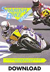 Bike GP 1989 Spain Download