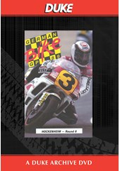 Bike GP 1989 - Germany Duke Archive DVD