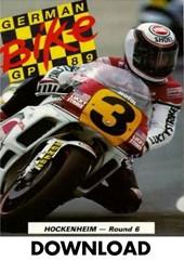 Bike GP 1989 - Germany Download