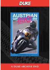 Bike GP 1989 - Austria Duke Archive DVD