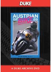 Bike GP 1989 - Austria Duke Archive DVD