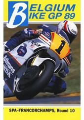 Bike GP 1989 - Belgium Duke Archive DVD