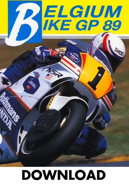 Bike GP 1989 - Belgium Download