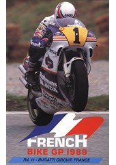 Bike GP 1989 - France Duke Archive DVD